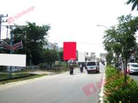 Billboard Jl. HR. Soebrantas dekat Giant Panam - Pekanbaru, Riau, Indonesia