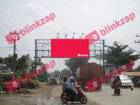 sewa media Billboard Billboard CS510-HL013B, Jl. Palembang - Betung KM 12 KOTA PALEMBANG Street