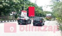 sewa media Billboard Billboard SURABAYA - JL.Gunung Sari KOTA SURABAYA Street