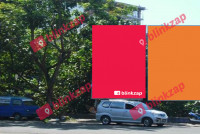 sewa media Billboard Billboard Jl Piere Tendean Pertigaan Bahu 1  KOTA MANADO Street