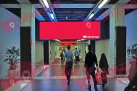 sewa media Neon Box Neon Box Arrival Area to Baggage Claim Terminal 1c KOTA TANGERANG Airport