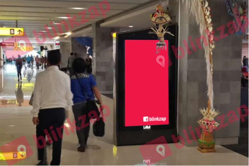 Sewa Digital Signage - DDL1/021 - kabupaten badung