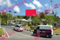 sewa media Billboard Billboard Simpang Uluwatu Kab Badung KABUPATEN BADUNG Street