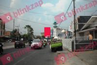 sewa media Billboard Baliho BDLPDBL01 - B, Jalan P. Diponegoro - Kota Bandar Lampung KOTA BANDAR LAMPUNG Street