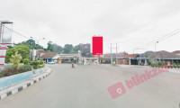 sewa media Billboard Billboard JL. RT Hardiwinangun View dari Utara - Rangkas Bitung KABUPATEN LEBAK Street