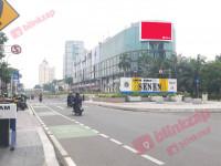 sewa media Videotron / LED LED Atrium Senen Jakarta KOTA JAKARTA PUSAT Street