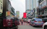sewa media Billboard Billboard JL.Zainul Arifin ( Karoke NAV) KOTA MEDAN Street