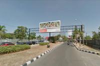 sewa media Billboard MKSR16 KOTA MAKASSAR Building