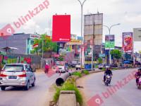 sewa media Billboard Billboard - Jl.Raya Cikarang - Cibarusah, Cobe Lippo Cikarang KABUPATEN BEKASI Street