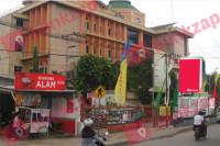 sewa media Billboard BDLZAHL05 KOTA BANDAR LAMPUNG Street