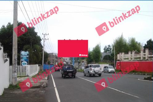 Sewa Billboard - Billboard Dpn MGP Jl A A Maramis (A) - kota manado