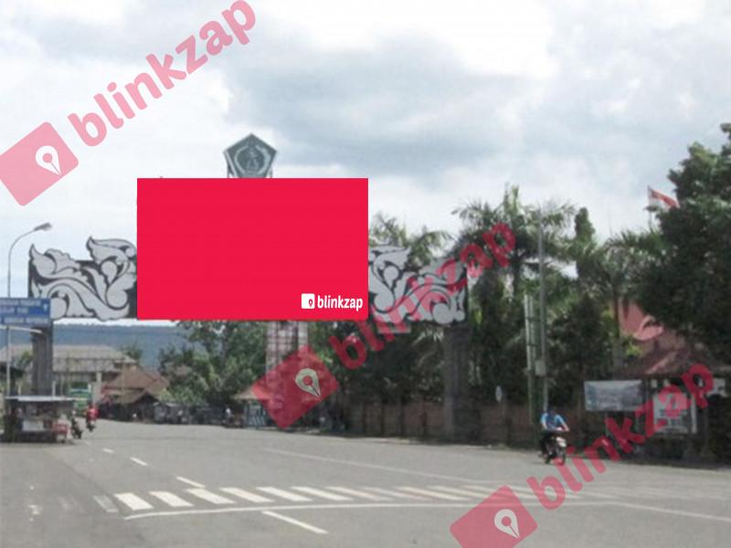 Sewa Billboard - Billboard Pelabuhan Gilimanuk (A) - kabupaten jembrana