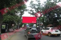 sewa media Billboard EKA-002 KOTA MEDAN Street