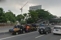 sewa media Billboard JST2-057 KOTA JAKARTA SELATAN Street