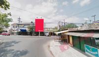 sewa media Billboard Billboard Pertigaan Pasar Wates  KABUPATEN KEDIRI Street