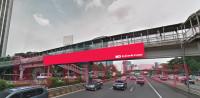 sewa media Billboard  JPO A-066 Jl.Gatot Subroto KM.04+800 B  KOTA JAKARTA SELATAN Street