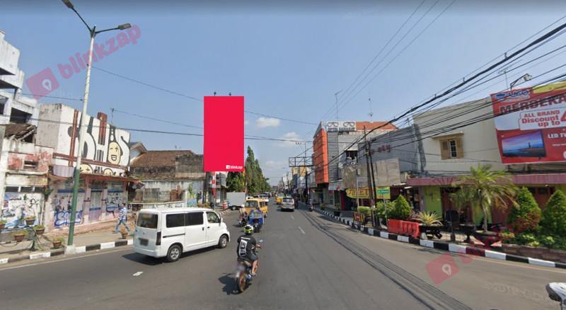 Sewa Billboard - Billboard Jl.Doho Kediri  - kota kediri