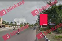 sewa media Billboard Billboard SB-PLG4.Celentang, Jalan Residen Abdul Rozak Kota Palembang KOTA PALEMBANG Street