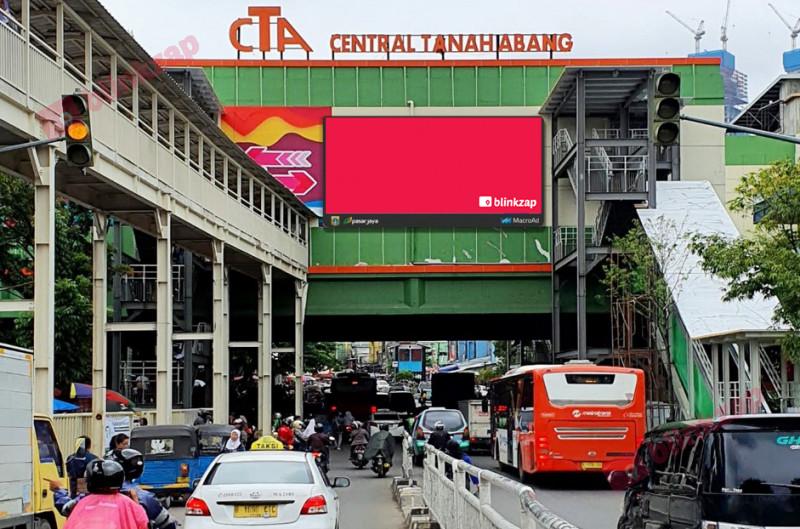 Sewa Videotron / LED - Skybridge CTA-Tn Abang  - kota jakarta pusat