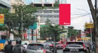 sewa media Billboard Billboard JL.Gajah Mada Simpang Parman KOTA MEDAN Street
