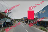 sewa media Billboard Baliho Jl. Ahmad Said Simp. S.Parman Sigambal KABUPATEN LABUHAN BATU Street
