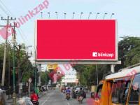 sewa media Billboard Perintis Kemerdekaan Simp Adinegoro KOTA MEDAN Street