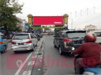 sewa media Billboard Billboard MGM_01, Jalan Gatot Subroto depan Transmart - Kota Medan KOTA MEDAN Street