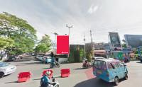 sewa media Billboard Billboard Jl. Samratulangi – Bundaran Patung Samrat KOTA MANADO Street