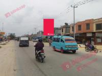 Billboard Jl. Lintas Pekanbaru - Duri (Pasar Minggu Kandis) - Kab. Siak, Riau, Indonesia