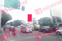 sewa media Billboard Billboard Jl. Jend. Sudirman (Lampu merah Tangcity) Tangerang  KOTA TANGERANG Street