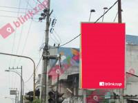 sewa media Billboard Baliho 85 Gatot Subroto Simp Kelambir Lima KOTA MEDAN Street