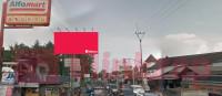 sewa media Billboard Billboard FO Style Megamendung Puncak B KABUPATEN BOGOR Street
