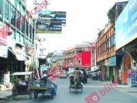 sewa media Billboard Billboard / BALIHO JL RUSTAM EFENDI sayangan Kota Palembang KOTA PALEMBANG Street