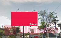 sewa media Billboard Billboard Jl. A.A. Maramis Kairagi - Depan SPBU Kairagi B KOTA MANADO Street