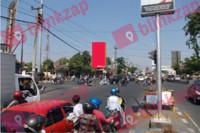 sewa media Billboard SMG 021 - Semarang - Jl. Majapahit (Pedurungan) KOTA SEMARANG Street