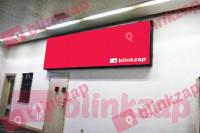 sewa media Neon Box Neon Box Central Corridor Terminal 2D Arrival KOTA TANGERANG Airport