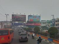 sewa media Billboard PLMG -019 KOTA PALEMBANG Street