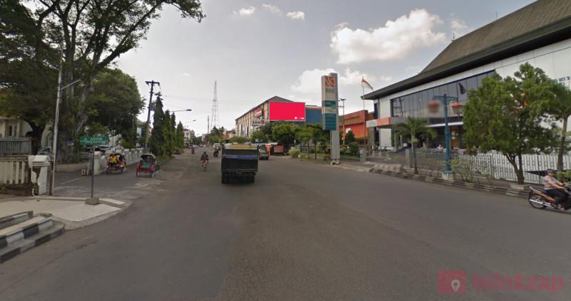 Sewa Billboard - Billboard SKABBBL001, Jalan Arifin Kota Surakarta - kota surakarta