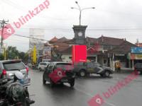 sewa media Billboard Billboard Jl.Gajah Mada Seriri (D) KABUPATEN BULELENG Street