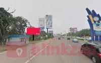 sewa media Videotron / LED LED Jl. Tol Sedyatmo KM 32 + 800 (Seberang Ibis) KOTA TANGERANG Street