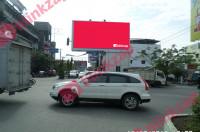 sewa media Billboard Billboard BB102A, Jalan Prof. HM. Yamin Kota Medan  KOTA MEDAN Street