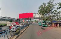 sewa media Billboard Billboard JPO JL.Jendral Sudirman ( Didepan MALL TANGCITY) B KOTA TANGERANG Street