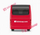 sewa media Custom Ongkos Bongkar Sticker Back Window Bus KOTA JAKARTA SELATAN Other