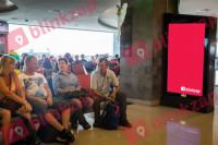 sewa media Digital Signage DDL1/028 KABUPATEN BADUNG Airport
