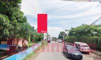 sewa media Billboard Billboard JL. CENDRAWASIH (RM. MADINA / DEKAT STASIUN JURANG MANGU) - A KOTA TANGERANG SELATAN Street