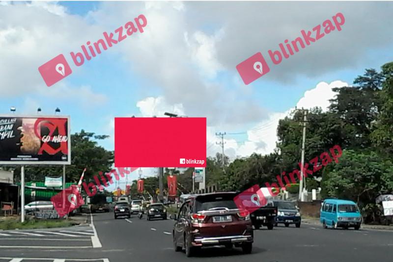 Sewa Billboard - Billboard JL A A MARAMIS DEPAN GRAND KAWANUA (B) - kota manado