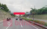 sewa media Billboard Billboard Lokasi JPO JORR KM.29+975 B, Kota Jakarta Timur KOTA JAKARTA TIMUR Street