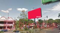 sewa media Billboard Billboard Jl. A.A. Maramis Kairagi - Depan SPBU Kairagi A KOTA MANADO Street