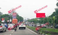 sewa media Billboard Jl. Siliwangi  ( Penerbad-Pertigaan Hanoman ) b KOTA SEMARANG Street