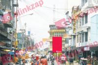sewa media Billboard Baliho PLBMSLBL01, Jalan Beringin Jenggut - Kota Palembang KOTA PALEMBANG Street